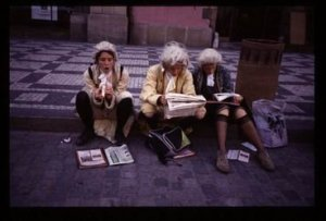 Mozart and Company Relax - Prague, 2000