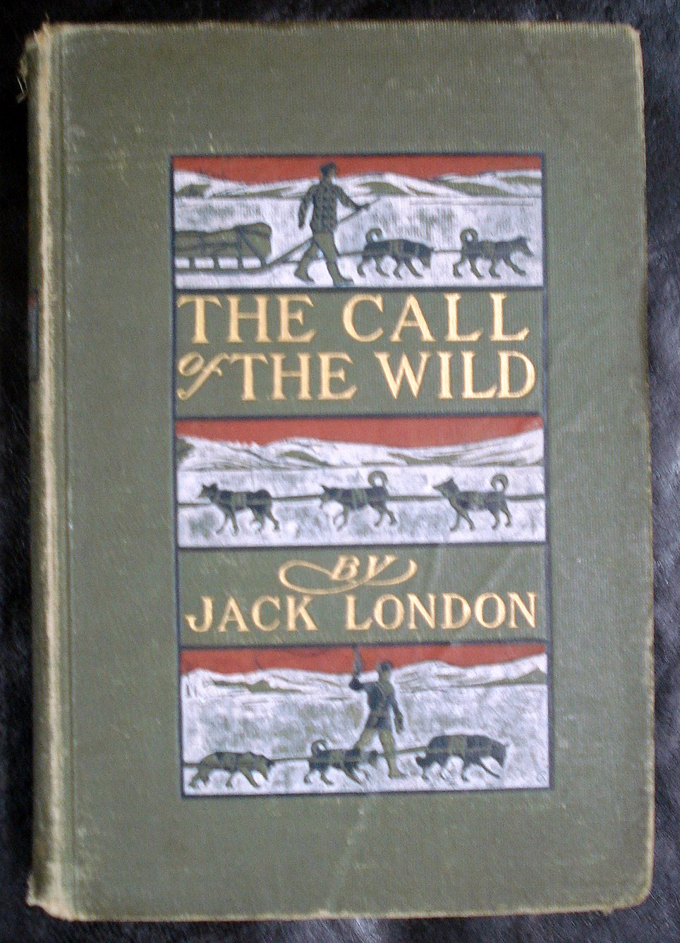 a literary analysis of the dog named buck in the call of the wild Action during the klondike gold rush, a traveler purchases a dog to lead the  way toward the treasure, but  and when jack and claire blake pet buck one  night, fingers touch  plot summary | add synopsis  also known as:   twisting his usual pomposity to a sinister bent, english character actor reginald  owen is.