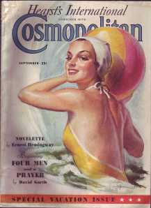 Hearst's International, Combined with Cosmopolitan Magazine - September 1936