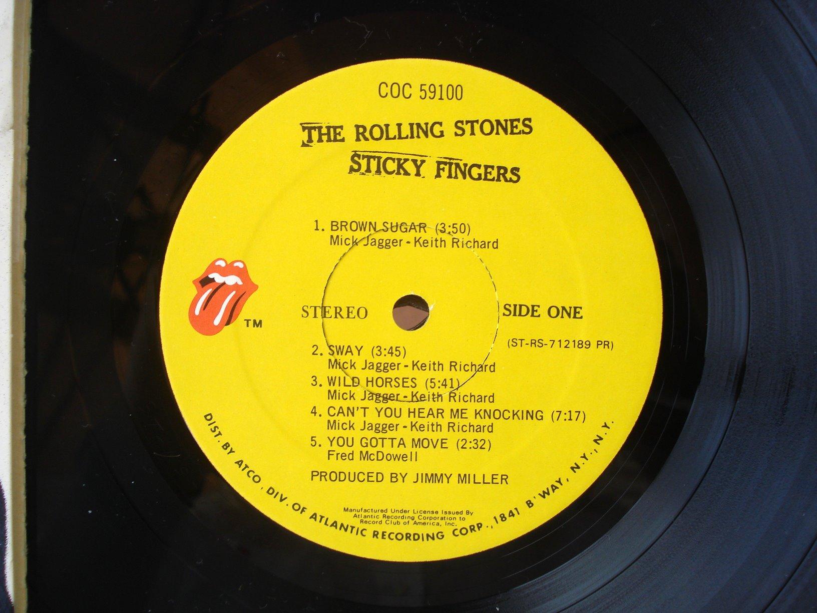 Rolling Stones Azio Media Rare Books Vinyl