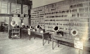 Bloomingdales Record Department 1904