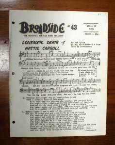 Broadside Magazine #43