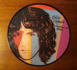 Billy Squire Picture Disc