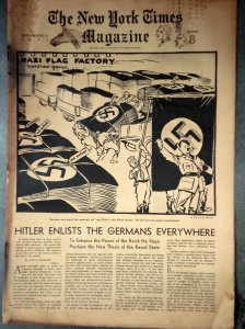 New York Times - November 21, 1937 - Section 8