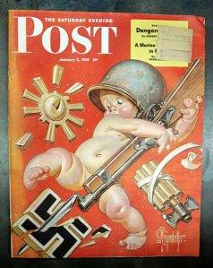 Saturday Evening Post Magazine - January 2, 1943