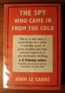 "First Edition - ""The Spy Who Came in From the Cold"" Hardcover"