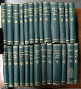 BERMINGHAM'S Medical Library Reference Set - 1882