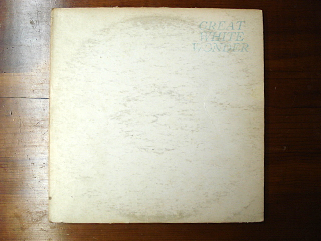 Vintage Beatles Vinyl Records