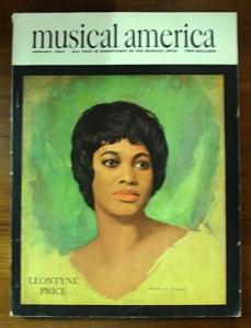 Musical America Magazine - 1962
