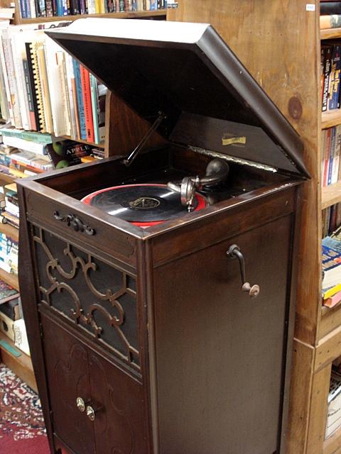 Silvertone Tru Phonic Phonograph 1927 Azio Media Rare