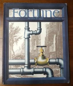 Fortune Magazine - March 1940