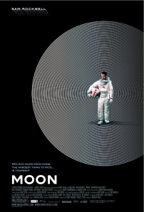 "Duncan Jones' ""Moon!"" - Film Poster 2009"