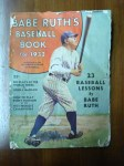 babe ruth 1932 cover