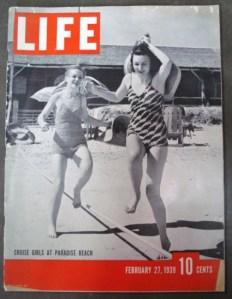 Life Magazine - February 27, 1939