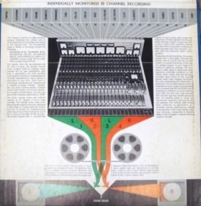 Nice retro audio illustration on this album sleeve