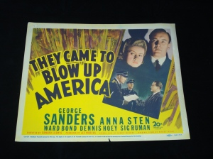 """They Came to Blow Up America"""