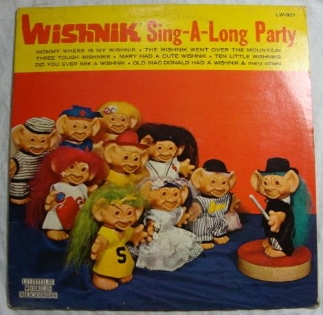 Wishnik Sing A Long Party