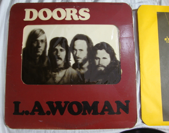 Find ...  sc 1 st  Azio Media - WordPress.com & The Doors \u0027LA Woman\u0027 Vinyl LP 1971 EKS-75011 | Azio Media: Rare ...