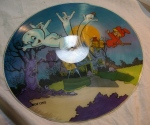 Casper The Friendly Ghost Vinyl Record Picture Disc 3