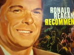 Ronald Reagan Recommends vinyl record 4