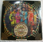 Sgt. Pepper's Lonely Hearts Club Band (Picture Disc)