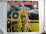 Iron Maiden - Vinyl Album Covers 3
