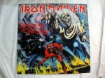 Iron Maiden - Vinyl Album Covers - Number of the Beast