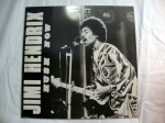 JIMI HENDRIX All Along Hush Now vinyl record