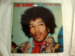 JIMI HENDRIX All Along Welcome Home vinyl record