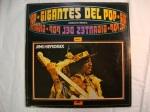 Jimi Hendrix Gigantes Del Pop vinyl LP record