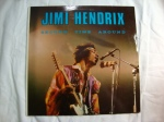 JIMI HENDRIX Second Time Around vinyl record