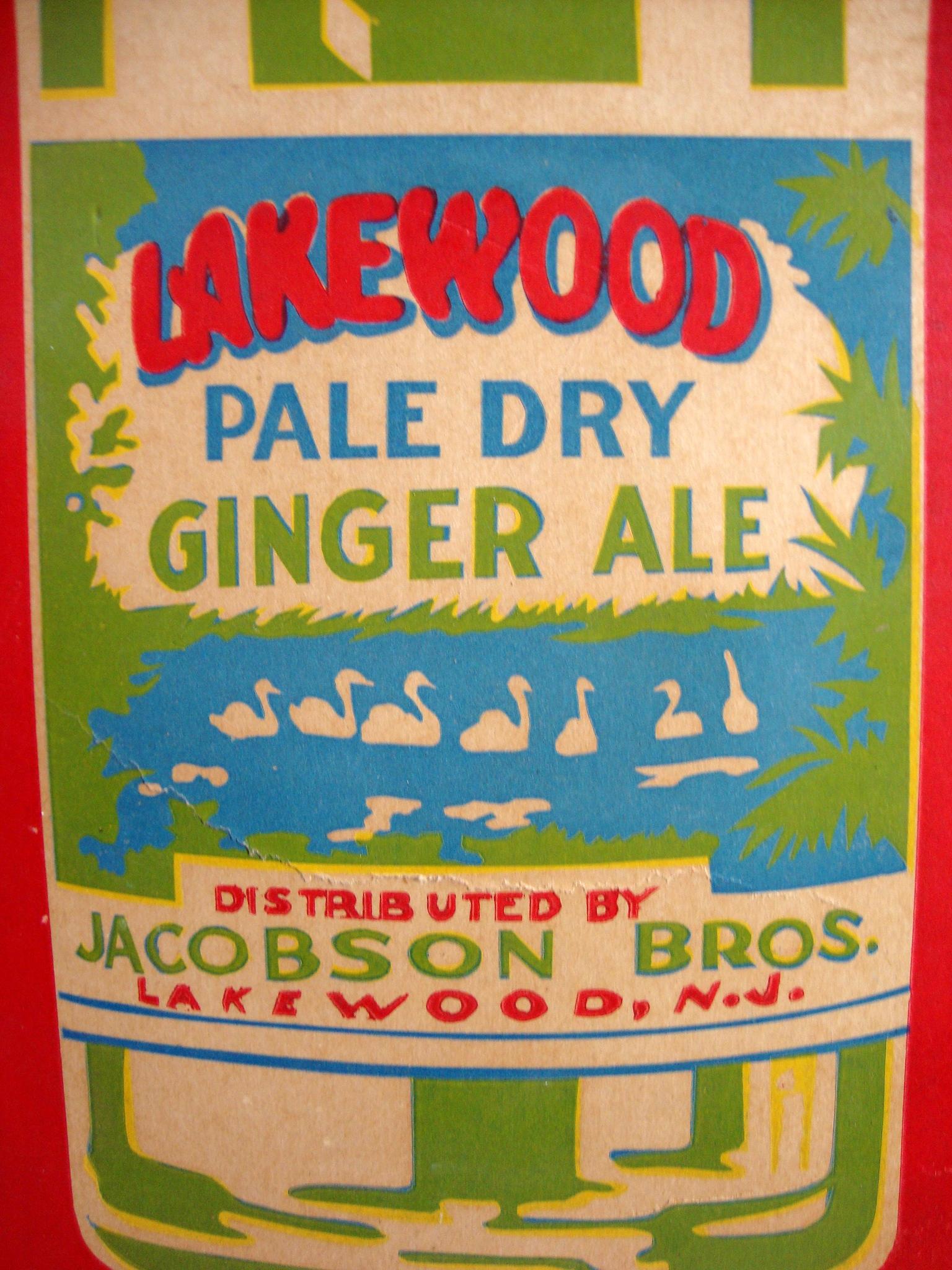 Rare Local New Jersey Soda Azio Media Rare Books Vinyl Ephemera