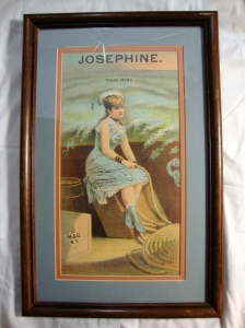 Jospehine cigar art