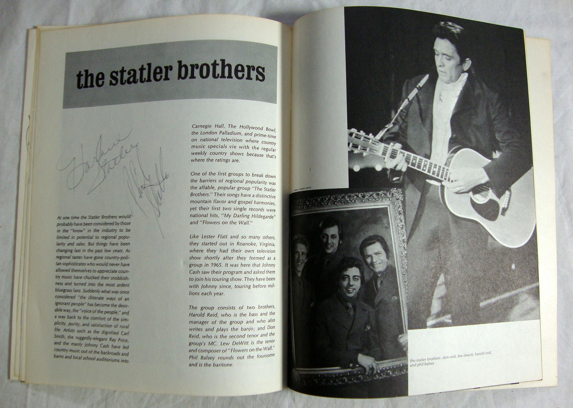 Statler Brothers Azio Media Rare Books Vinyl
