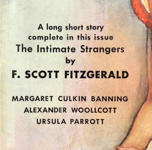 F. Scott Fitzgerald's short story, The Intimate Strangers 5