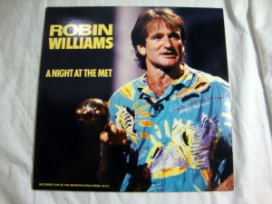 Robin Williams, Live at the Met  - Vinyl Record