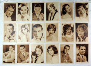 47 Original Vintage 1920's & 1930's HOLLYWOOD MOVIE STARS Photos 2