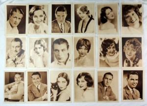 47 Original Vintage 1920's & 1930's HOLLYWOOD MOVIE STARS Photos 2
