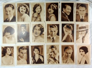 47 Original Vintage 1920's & 1930's HOLLYWOOD MOVIE STARS Photos 3