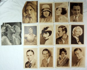 47 Original Vintage 1920's & 1930's HOLLYWOOD MOVIE STARS Photos