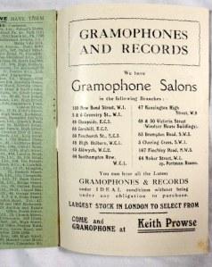Gramaphone Salon