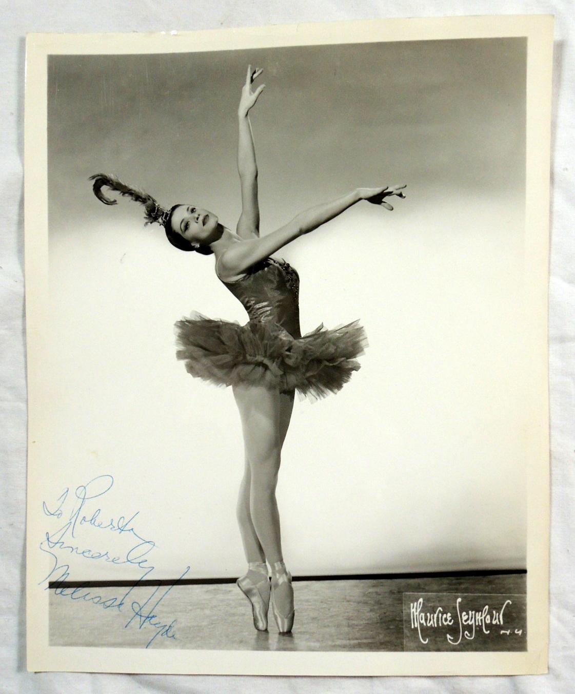 ballet | Azio Media: Rare Books * Vinyl ** Ephemera ***